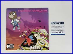 Kanye West Autographed Signed LP Graduation Album Vinyl ACOA RACC