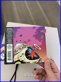 Kanye West Signed Vinyl Graduation Album Lp Record Takashi Murakami
