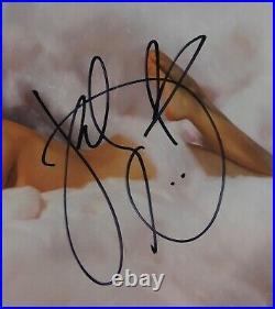 Katy Perry JSA ACOA Signed Autograph Record Album Vinyl Teenage Dream