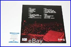Kid Rock Signed Autograph'live Trucker' Vinyl Record Album Lp Beckett Bas Coa