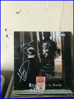 Korn Life Is Peachy Vinyl LP ALBUM RECORD Autographed SIGNED BY THE BAND COA