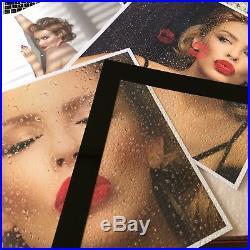 Kylie Minogue Kiss Me Once LP CD Box Set Vinyl Album NOT Golden Signed PWL