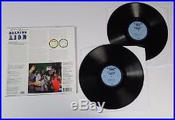 LEE SCRATCH PERRY Signed Autograph Roaring Lion Album Vinyl Record LP