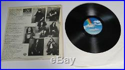 LYNYRD SKYNYRD Signed Autograph Second Helping Album Vinyl LP x4 Ed King, Gary