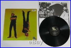 L. L. COOL J Signed Autograph Radio Album Vinyl Record LP LL RAP