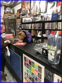 La Roux Debut Hand Signed Record Vinyl Lp Autographed