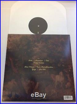 Lana Del Rey Signed Record Album Cover Vinyl LP PSA/DNA Autographed Paradise