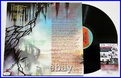 Lee Scratch Perry Signed The Upsetters Super Ape Lp Vinyl Record Album Jsa Coa