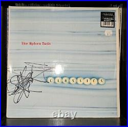 Lot of 3 Aphex Twin AUTOGRAPHED Albums Classics Didgerido Power Pill AFX