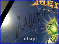 MEGADETH Rust In Peace 1st press FULLY SIGNED by the ORIGINAL LINEUP