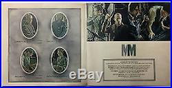 MUTEMATH Signed Self-Titled Album Double Vinyl LP Record RARE Mute Math NM OOP