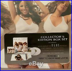Mariah Carey Limited CD VINYL LP Signed Autograph Memoirs Of An Imperfect Angel