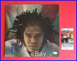 Maxwell Signed Embrya Rare Original 1998 Double Lp Vinyl Album With Jsa Coa
