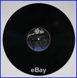 Michael Jackson Autographed Thriller Album (Vinyl Only) COA