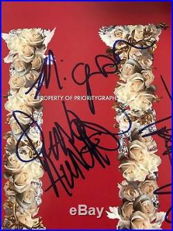 Migos Signed Autographed CULTURE II Vinyl Record Album QUAVO +1 + PROOF