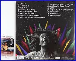 Mod Sun Signed Autograph Record Album JSA Vinyl LP