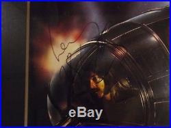 Motorhead Framed Signed Autograph Album Vinyl LP Sleeve Bomber