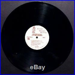 Muhammad Ali Signed Vintage 1977 Record Album Vinyl Rare autograph JSA COA auto
