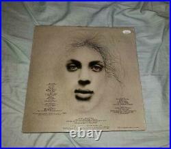 Music Legend Billy Joel Signed Piano Man Vinyl Lp Album With Jsa