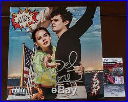 NEW Lana Del Rey SIGNED Norman Rockwell Vinyl Album PROOF JSA COA