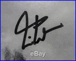 Neil Peart Signed RUSH Permanent Waves Vinyl Album EXACT Proof JSA