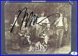 Neil Young Signed Deja Vu Album Cover With Vinyl Autographed BAS #B03501