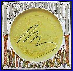 Neil Young Signed'Psychedelic Pill' Album Cover With Vinyl PSA/DNA #AB81054