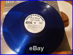 ONCE IN A BLUE MOONMiCk TaYLoR SIGNED ViNtAgE ViNyL ALBUMNM Limited