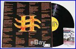 OUTKAST SIGNED AQUEMINI ALBUM 3x LP VINYL RECORD ANDRE 3000 AUTOGRAPHED JSA COA