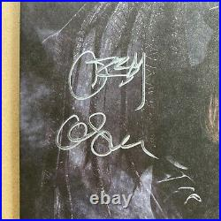 Ozzy Osbourne Signed Ordinary Man Vinyl Record LP Album Autograph Black Sabbath
