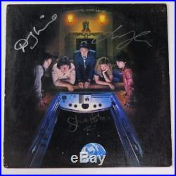 PAUL McCARTNEY & WINGS Signed Autograph Back To The Egg Album Vinyl LP by 3