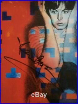 Paul McCartney Autographed Tug of War Album Vinyl with COA
