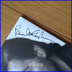 Paul McCartney Genuine Signed Vinyl Album