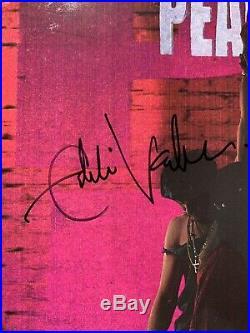 Pearl Jam Ten Eddie Vedder Signed Vinyl Album JSA LOA Autograph