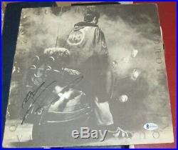 Peter Townsend The Who Signed Autographed 1973 Quadrophenia Vinyl Album Bas