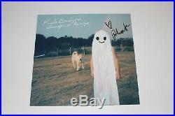 Phoebe Bridgers Signed Stranger In The Alps Album Vinyl Record Lp Coa Boygeniu