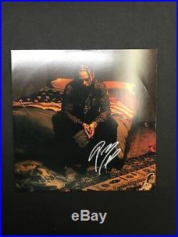 Post Malone Signed Stoney Insert LP Record Album Vinyl PSA DNA COA Auto