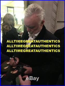 Queen Brian May & Roger Taylor Signed'ii' Album Vinyl Record Lp 2 Bas Coa Proof