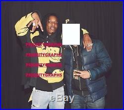 RARE A$AP Rocky Signed Autographed Long Live Asap Vinyl Album JSA COA +PROOF
