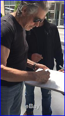 ROGER WATERS SIGNED PINK FLOYD THE WALL VINYL ALBUM wEXACT PROOF AUTOGRAPH RARE