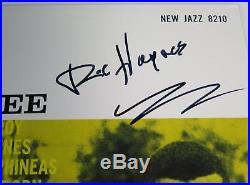ROY HAYNES Signed Autograph We Three Album Vinyl Record LP JAZZ