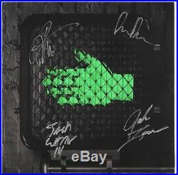 Raconteurs Jack White JSA Signed Autograph Album LP Record Vinyl Fully Signed