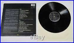 Randy Owen ALABAMA (the band) Signed Autograph Alabama S/T Album Vinyl LP by 4