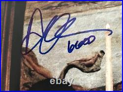 Rare Drake Signed Autographed Take Care Vinyl Album Record With Exact Proof