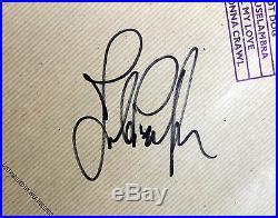 Robert Plant & John Paul Jones Led Zeppelin Signed Album Cover With Vinyl PSA/DNA