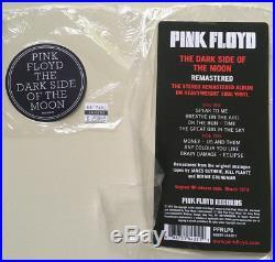 Roger Waters Signed Vinyl Lp Dark Side Of The Moon Pink Floyd Album Jsa Letter