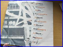 SIGNED Lostprophets The fake sound of Progress album Clear Vinyl Lost Prophets