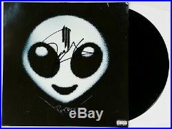 SKRILLEX SIGNED RECESS VINYL LP RECORD ALBUM WithCOA EDM AUTOGRAPHED