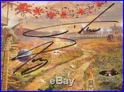 STEVE PERRY Traces SIGNED Autograph Vinyl LP Record Album Cover Beckett BAS COA