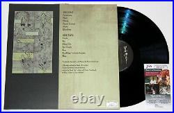 Sarah Mclachlan Signed Fumbling Toward Ecstasy Lp Vinyl Record Album +jsa Coa